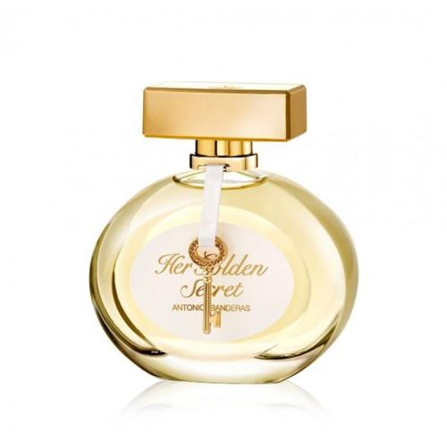 """Купить Antonio Banderas """"Her Golden Secret"""", 80 ml со скидкой! в интернет магазине duxi-mos.ru"""