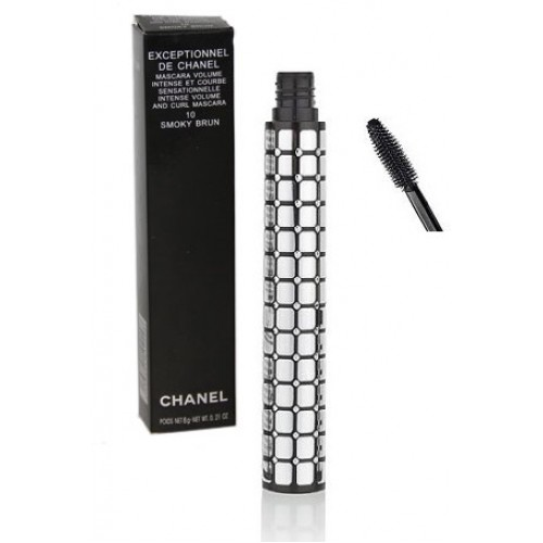 Тушь Chanel Smoky Brun Black
