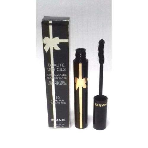 Тушь Chanel Beauty Dеs Cils 10 noir - (силиконовая) 10 g