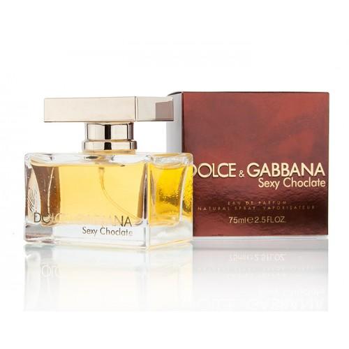 Купить Dolce & Gabbana The One Sexy Chocolate 75ml со скидкой! в интернет магазине duxi-mos.ru