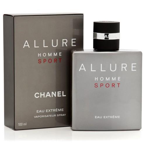 Купить Chanel Allure Homme Sport Eau Extreme 100ml со скидкой! в интернет магазине duxi-mos.ru