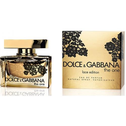 Купить Dolce & Gabbana The One Lace Edition 75ml со скидкой! в интернет магазине duxi-mos.ru