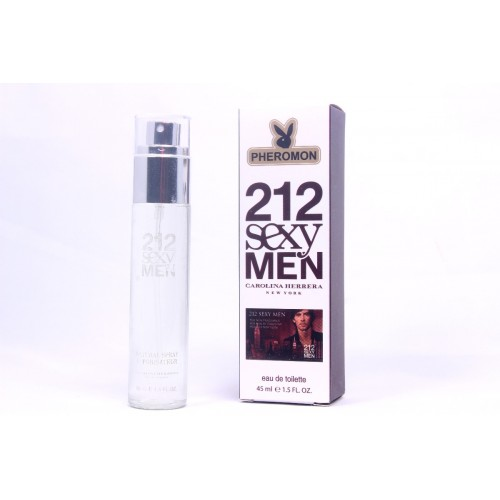 Carolina Herrera  212 Sexy men 45 ml