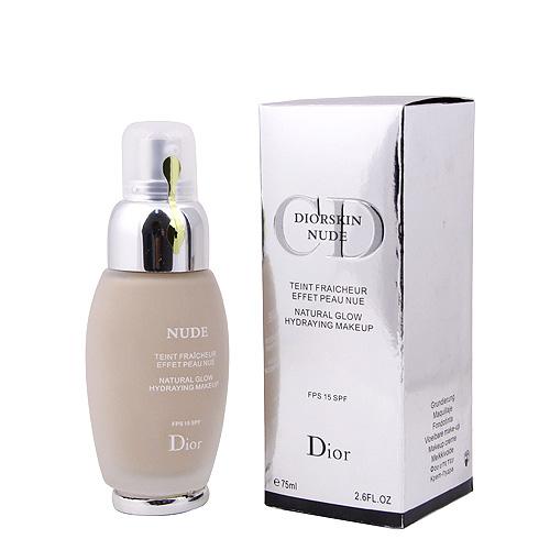 Тональный крем DIOR diorskin nude 75 ml