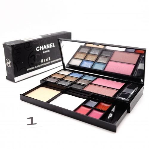 Палетка Chanel 4в1 №1