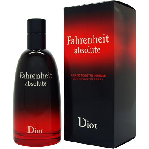 Купить Christian Dior Fahrenheit Absolute 100ml со скидкой! в интернет магазине duxi-mos.ru