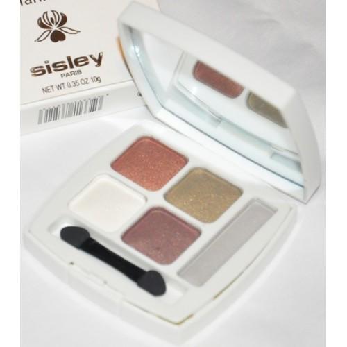 Тени для глаз  Sisiey `Phyto-Ombre Glow` 5цв-10гр №3