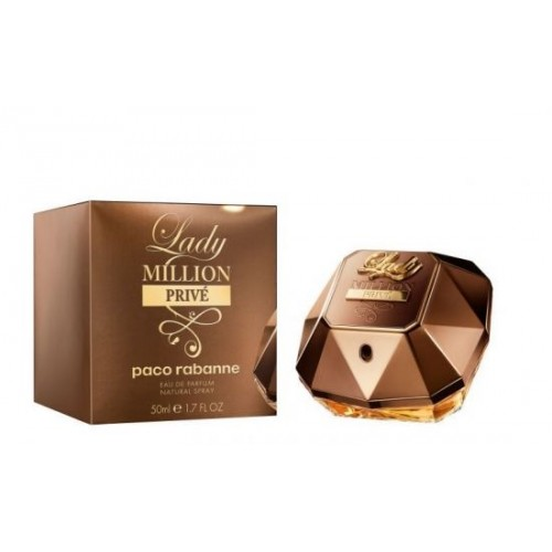 Paco Rabanne Lady Million Prive - 80 ml