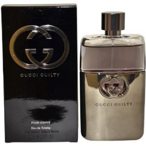 Купить Gucci Guilty Pour Homme 90ml со скидкой! в интернет магазине duxi-mos.ru
