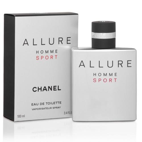Купить Chanel Allure Sport 100ml со скидкой! в интернет магазине duxi-mos.ru