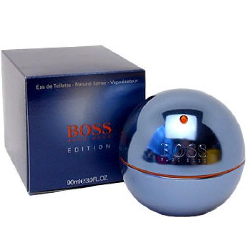 Купить Hugo Boss - Boss in motion blue 90ml со скидкой! в интернет магазине duxi-mos.ru