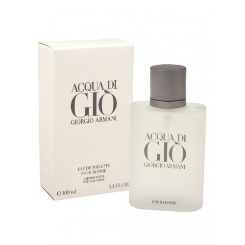 Купить Giorgio Armani Acqua di Gio pour Homme 100ml со скидкой! в интернет магазине duxi-mos.ru