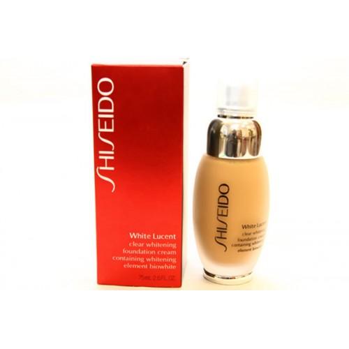 Тональный крем Shiseido White Lucent 75ml