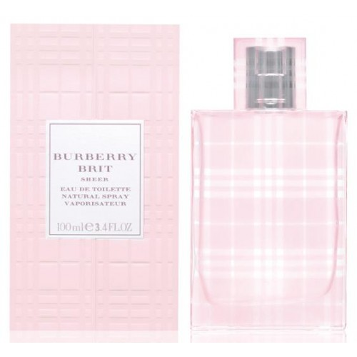 Burberry Brit Sheer 100 мл