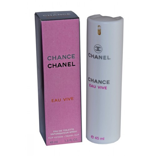 CHANEL CHANCE EAU VIVE FOR WOMEN EDT 45ml