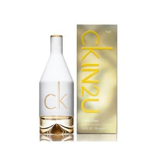 Купить Calvin Klein CK IN2U Her 100ml со скидкой! в интернет магазине duxi-mos.ru