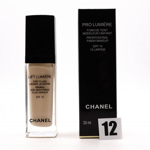 Тональный Крем Chanel Lift Lumiere 30 ml №12