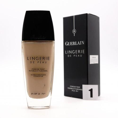 Тональный крем Guerlain Lingerie De Peau 30 ml №1