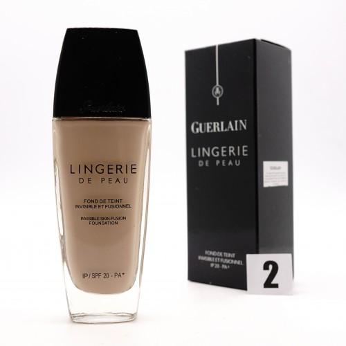 Тональный крем Guerlain Lingerie De Peau 30 ml №2