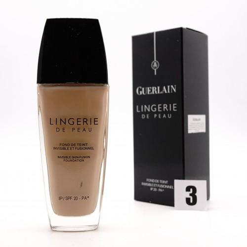 Тональный крем Guerlain Lingerie De Peau 30 ml №3