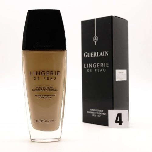 Тональный крем Guerlain Lingerie De Peau 30 ml №4
