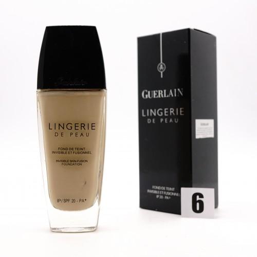 Тональный крем Guerlain Lingerie De Peau 30 ml №6