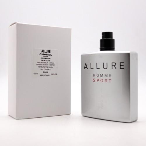 Парфюмерия оптом , Тестер Chanel Allure Homme Sport 100 ml