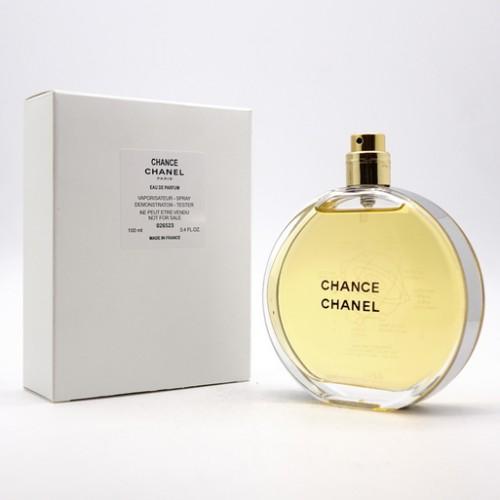 Парфюмерия оптом , Тестер Chanel Chance Parfum 100 ml