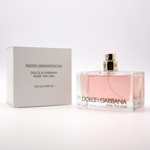 Парфюмерия оптом , Тестер Dolce & Gabbana Rose The One 75 ml