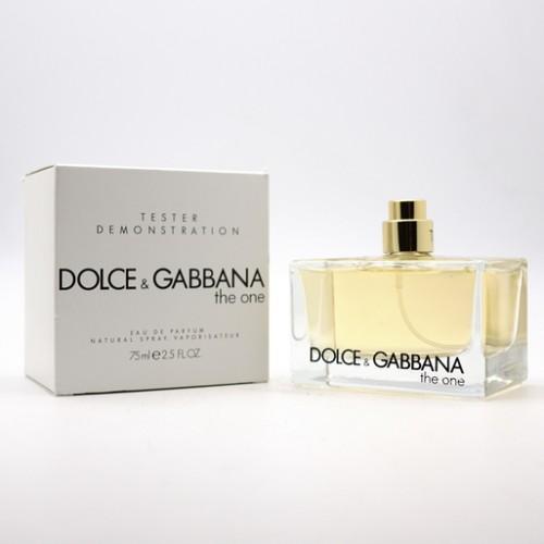 Парфюмерия оптом , Тестер Dolce & Gabbana The one 75 ml