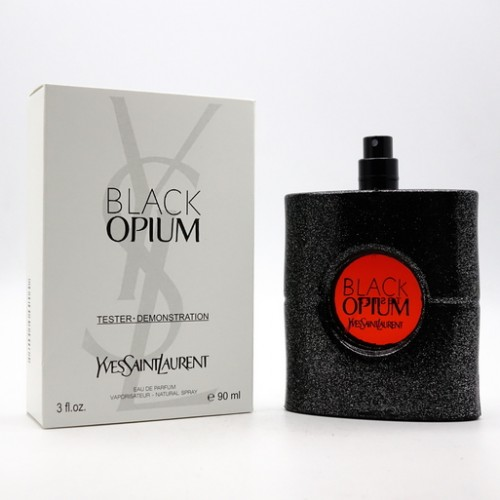 Парфюмерия оптом , Тестер YSL Black Opium Parfum 90 ml