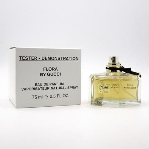 Парфюмерия оптом , Тестер Gucci Flora by Gucci Eau de Parfum 75 ml