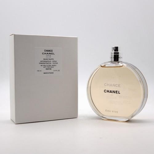 Парфюмерия оптом , Тестер Chanel Chance Vive - 100 ml