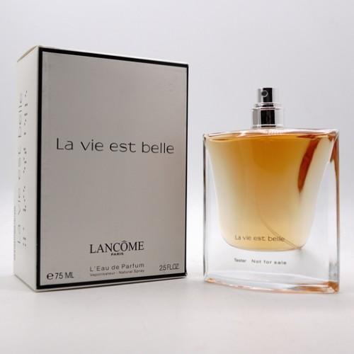Парфюмерия оптом , Тестер Lancome La Vie Est Belle 75 ml