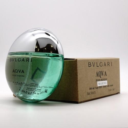 Парфюмерия оптом , Тестер Bvlgari Aqua Marine men 100 ml