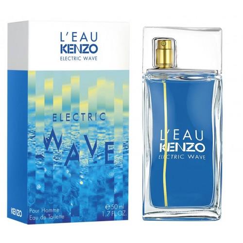купить Kenzo L'Eau par Kenzo Electric Wave Pour Homme