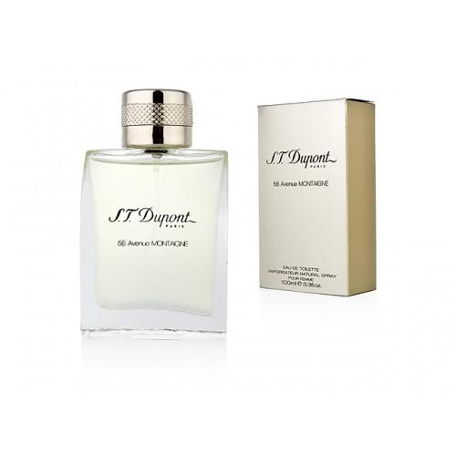 Купить S.T.Dupont 58 Avenue Montaigne pour femme - 100 ml со скидкой! в интернет магазине duxi-mos.ru