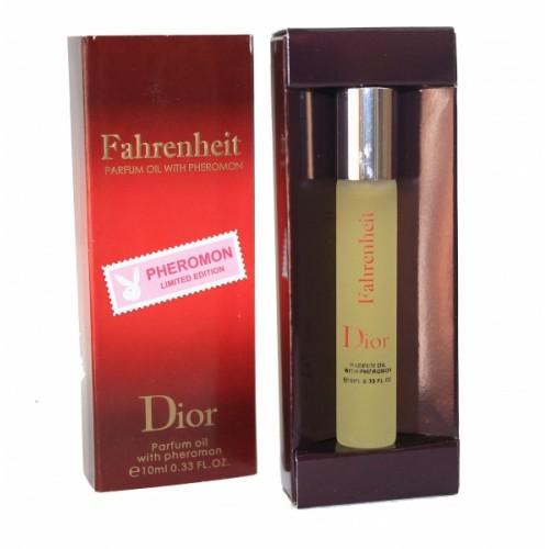 """Духи с феромонами (масляные) Dior """"Fahrengeit"""" 10 мл"""