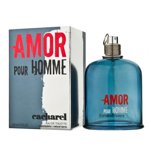 Купить Cacharel Amor Pour Homme 125ml со скидкой! в интернет магазине duxi-mos.ru