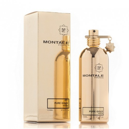 MONTALE PURE GOLD FOR WOMEN EDP 100 ml