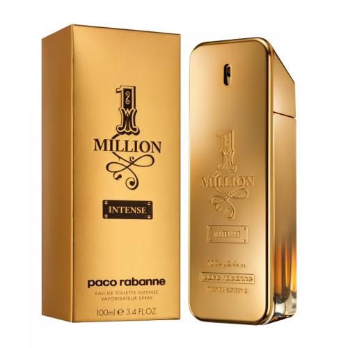 Купить Paco Rabanne 1 Million INTENSE 100ml со скидкой! в интернет магазине duxi-mos.ru