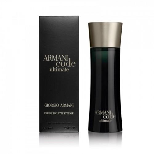 Купить Giorgio Armani Code Ultimate 125 ml со скидкой! в интернет магазине duxi-mos.ru