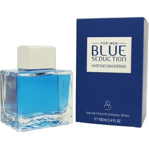 Купить Antonio Banderas Blue Seduction 100ml со скидкой! в интернет магазине duxi-mos.ru