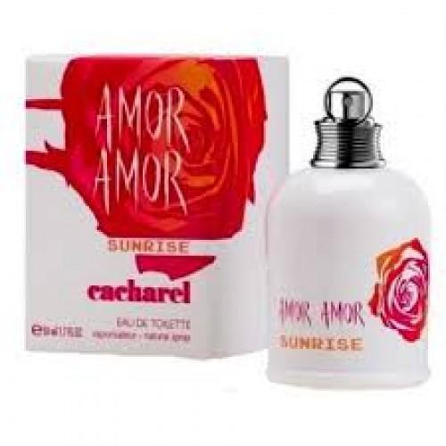 Купить Cacharel Amor Amor Sunrise 100 ml со скидкой! в интернет магазине duxi-mos.ru