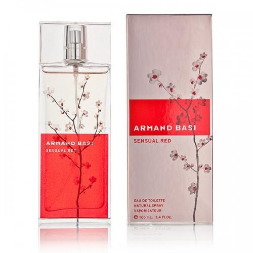 Купить Armand Basi Sensual Red со скидкой! в интернет магазине duxi-mos.ru
