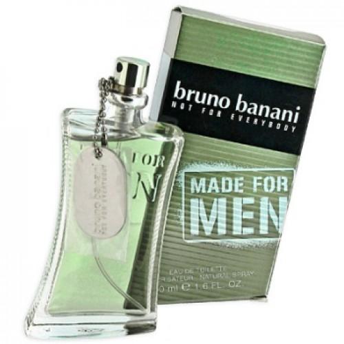 Купить Bruno Banani Made For Men 100ml со скидкой! в интернет магазине duxi-mos.ru