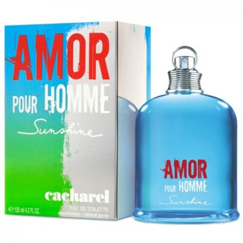 Купить Cacharel Amor Pour Homme Sunshine 125ml со скидкой! в интернет магазине duxi-mos.ru