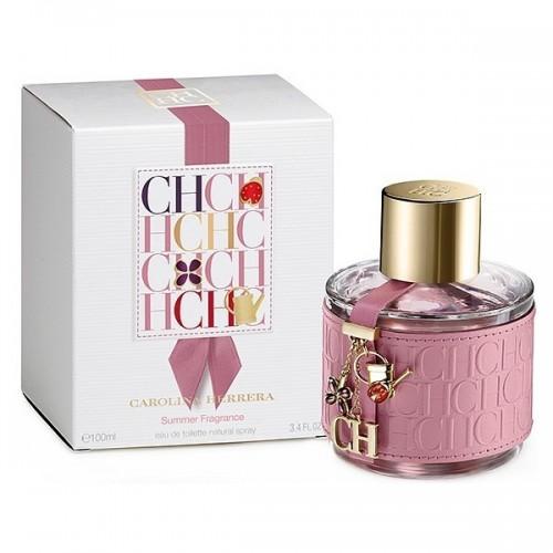 Купить Carolina Herrera CH Summer Fragrance Limited Edition 100ml со скидкой! в интернет магазине duxi-mos.ru