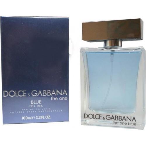 Купить Dolce & Gabbana The One blue 100ml со скидкой! в интернет магазине duxi-mos.ru