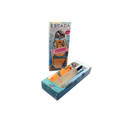 Духи с феромонами (масляные) Escada Island Kiss 10 ml